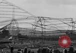 Image of British airship R101 Beauvais France, 1930, second 30 stock footage video 65675042806