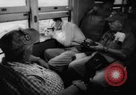 Image of Steam locomotive train trip Quebec Canada, 1962, second 11 stock footage video 65675042813