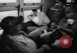 Image of Steam locomotive train trip Quebec Canada, 1962, second 14 stock footage video 65675042813