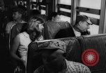 Image of Steam locomotive train trip Quebec Canada, 1962, second 20 stock footage video 65675042813