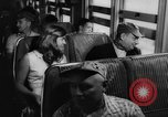 Image of Steam locomotive train trip Quebec Canada, 1962, second 21 stock footage video 65675042813