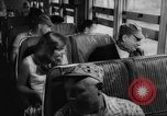 Image of Steam locomotive train trip Quebec Canada, 1962, second 23 stock footage video 65675042813