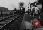Image of Steam locomotive train trip Quebec Canada, 1962, second 34 stock footage video 65675042813