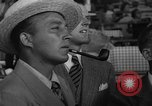 Image of Movie stars Del Mar California USA, 1937, second 19 stock footage video 65675042816