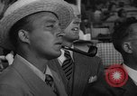 Image of Movie stars Del Mar California USA, 1937, second 20 stock footage video 65675042816