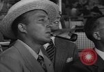 Image of Movie stars Del Mar California USA, 1937, second 21 stock footage video 65675042816