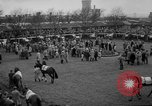 Image of Grand National horse race Liverpool England United Kingdom, 1963, second 7 stock footage video 65675042828