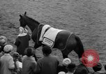 Image of Grand National horse race Liverpool England United Kingdom, 1963, second 13 stock footage video 65675042828