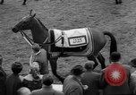 Image of Grand National horse race Liverpool England United Kingdom, 1963, second 14 stock footage video 65675042828