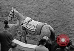 Image of Grand National horse race Liverpool England United Kingdom, 1963, second 20 stock footage video 65675042828