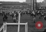 Image of Grand National horse race Liverpool England United Kingdom, 1963, second 23 stock footage video 65675042828
