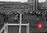 Image of Grand National horse race Liverpool England United Kingdom, 1963, second 24 stock footage video 65675042828