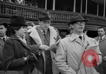 Image of Grand National horse race Liverpool England United Kingdom, 1963, second 25 stock footage video 65675042828