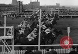 Image of Grand National horse race Liverpool England United Kingdom, 1963, second 27 stock footage video 65675042828