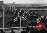 Image of Grand National horse race Liverpool England United Kingdom, 1963, second 28 stock footage video 65675042828