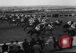 Image of Grand National horse race Liverpool England United Kingdom, 1963, second 29 stock footage video 65675042828