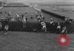 Image of Grand National horse race Liverpool England United Kingdom, 1963, second 41 stock footage video 65675042828