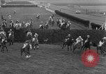 Image of Grand National horse race Liverpool England United Kingdom, 1963, second 42 stock footage video 65675042828