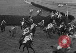 Image of Grand National horse race Liverpool England United Kingdom, 1963, second 45 stock footage video 65675042828