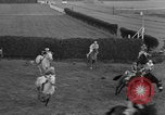 Image of Grand National horse race Liverpool England United Kingdom, 1963, second 48 stock footage video 65675042828