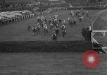 Image of Grand National horse race Liverpool England United Kingdom, 1963, second 53 stock footage video 65675042828