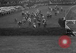 Image of Grand National horse race Liverpool England United Kingdom, 1963, second 54 stock footage video 65675042828