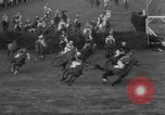 Image of Grand National horse race Liverpool England United Kingdom, 1963, second 58 stock footage video 65675042828