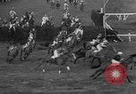 Image of Grand National horse race Liverpool England United Kingdom, 1963, second 59 stock footage video 65675042828