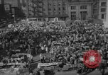 Image of flea market New York United States USA, 1963, second 7 stock footage video 65675042834