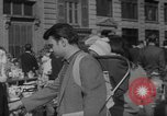 Image of flea market New York United States USA, 1963, second 13 stock footage video 65675042834