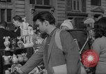 Image of flea market New York United States USA, 1963, second 14 stock footage video 65675042834