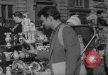 Image of flea market New York United States USA, 1963, second 15 stock footage video 65675042834