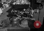 Image of flea market New York United States USA, 1963, second 18 stock footage video 65675042834