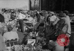 Image of flea market New York United States USA, 1963, second 26 stock footage video 65675042834