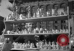 Image of flea market New York United States USA, 1963, second 28 stock footage video 65675042834
