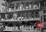 Image of flea market New York United States USA, 1963, second 29 stock footage video 65675042834