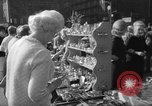 Image of flea market New York United States USA, 1963, second 31 stock footage video 65675042834