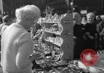 Image of flea market New York United States USA, 1963, second 32 stock footage video 65675042834