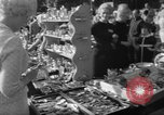 Image of flea market New York United States USA, 1963, second 33 stock footage video 65675042834