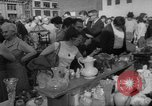 Image of flea market New York United States USA, 1963, second 36 stock footage video 65675042834