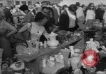 Image of flea market New York United States USA, 1963, second 37 stock footage video 65675042834