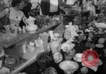 Image of flea market New York United States USA, 1963, second 38 stock footage video 65675042834