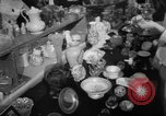 Image of flea market New York United States USA, 1963, second 39 stock footage video 65675042834