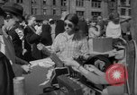 Image of flea market New York United States USA, 1963, second 40 stock footage video 65675042834