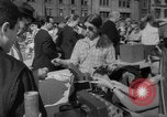 Image of flea market New York United States USA, 1963, second 41 stock footage video 65675042834