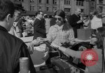 Image of flea market New York United States USA, 1963, second 42 stock footage video 65675042834