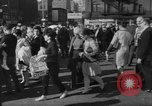Image of flea market New York United States USA, 1963, second 44 stock footage video 65675042834
