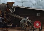 Image of mixing cement Thailand, 1966, second 24 stock footage video 65675042840