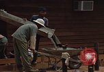 Image of mixing cement Thailand, 1966, second 32 stock footage video 65675042840
