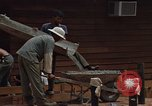 Image of mixing cement Thailand, 1966, second 36 stock footage video 65675042840